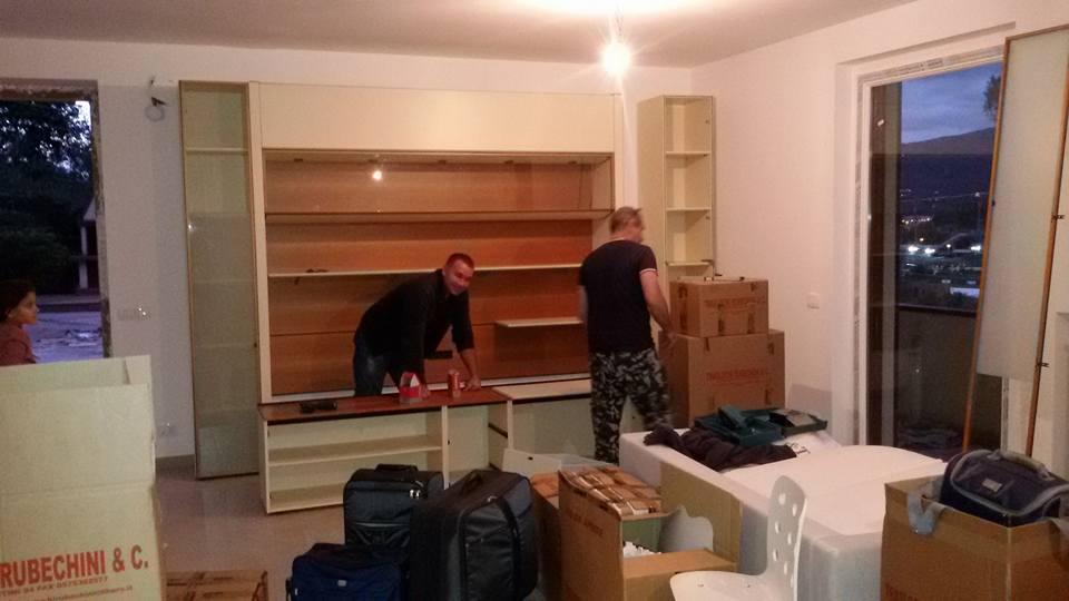 montaggio mobili arezzo